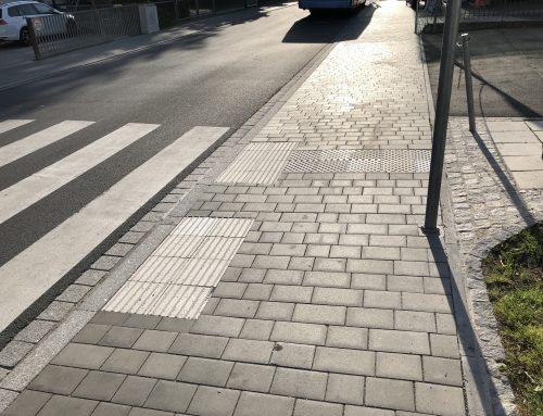 Antrag auf barrierefreie Bebauung